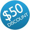 $50 discount{{}}
