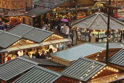 What business lessons can we learn from the Manchester Christmas Market traders?{{}}