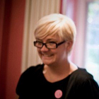 Kathryn King, wedding stylist