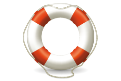 Business survival - Lifebuoy