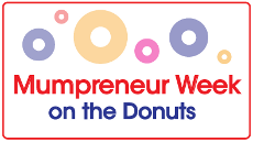 Mumpreneur week logo