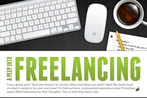 Policy Bee Freelancer Infographic{{}}