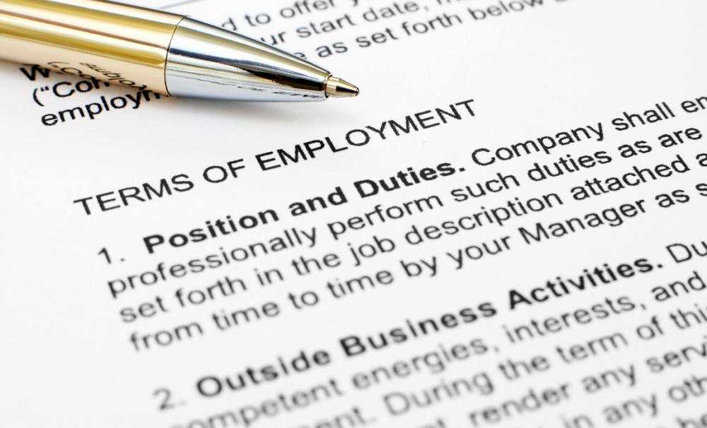 Sample Proforma Employment Contract | Startup Donut