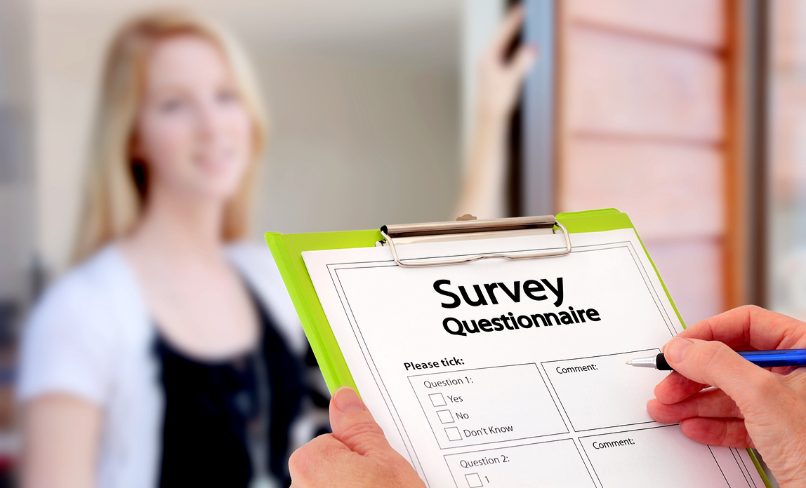 Carrying out market research - checklist