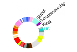 Global Entrepreneurship Week - logo{{}}