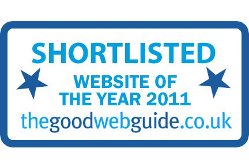 The good web guide awards