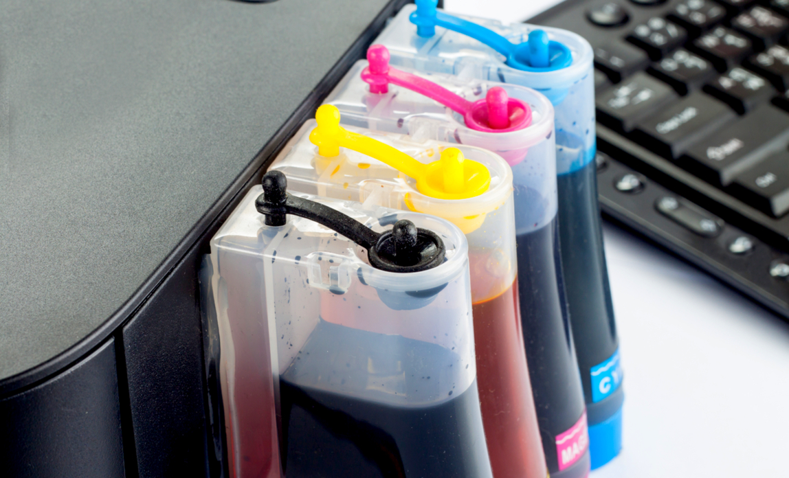 Ink cartridges - how my online business survived early setbacks