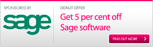 5% off Sage Software