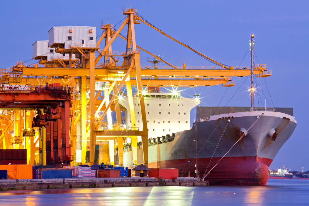 Budget support for exporters welcomed - container ship