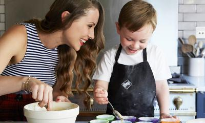 How I started and developed my children's baking business BKD