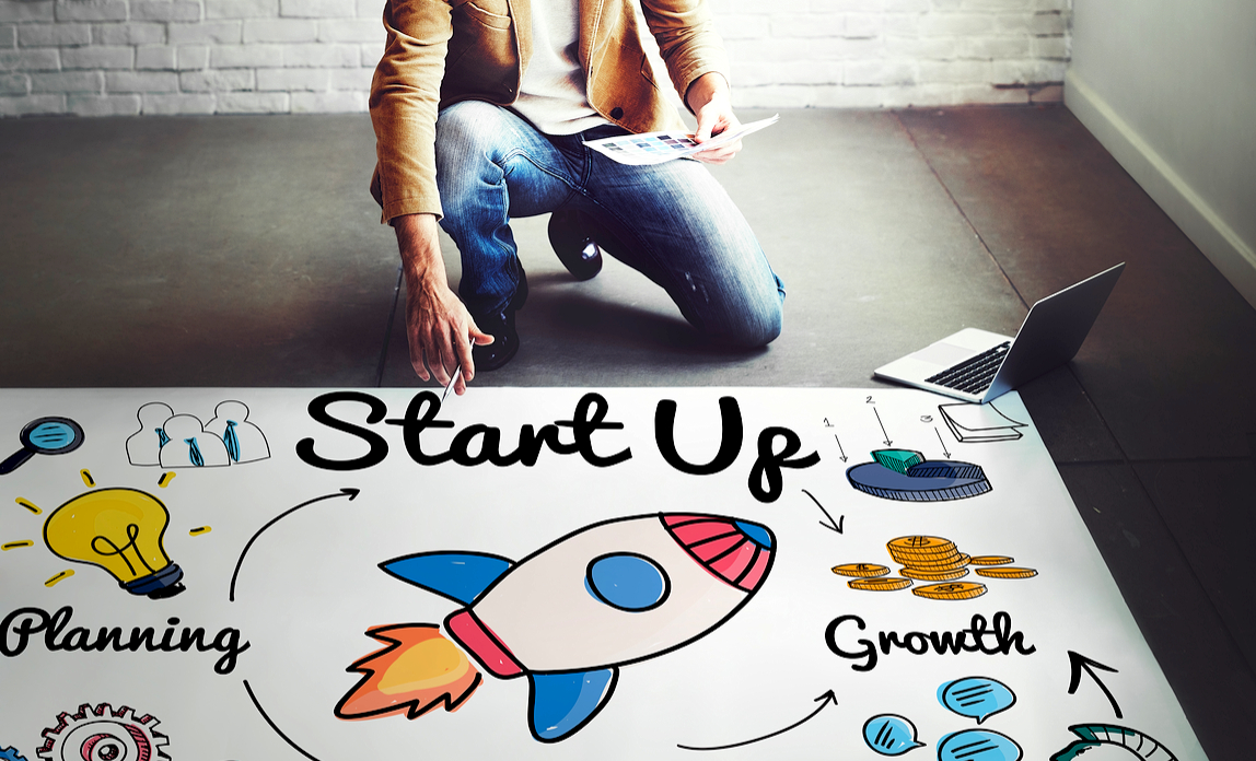 How to make a success of your start-up
