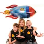 Children modelling a Tigershark T-shirt{{}}