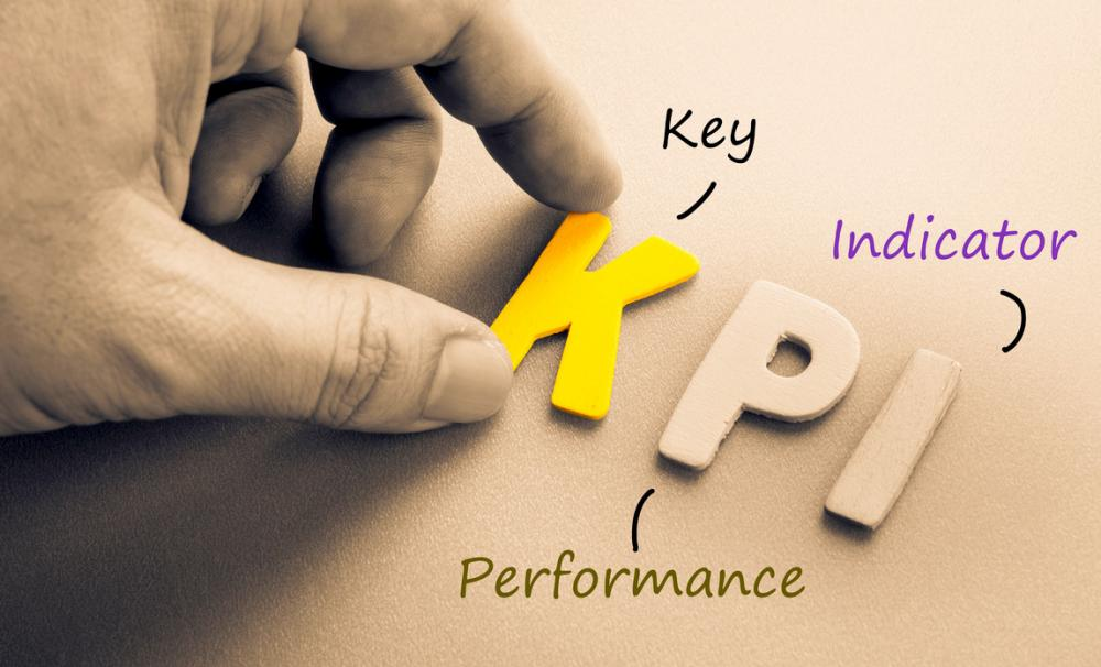 KPI - key performance indicators