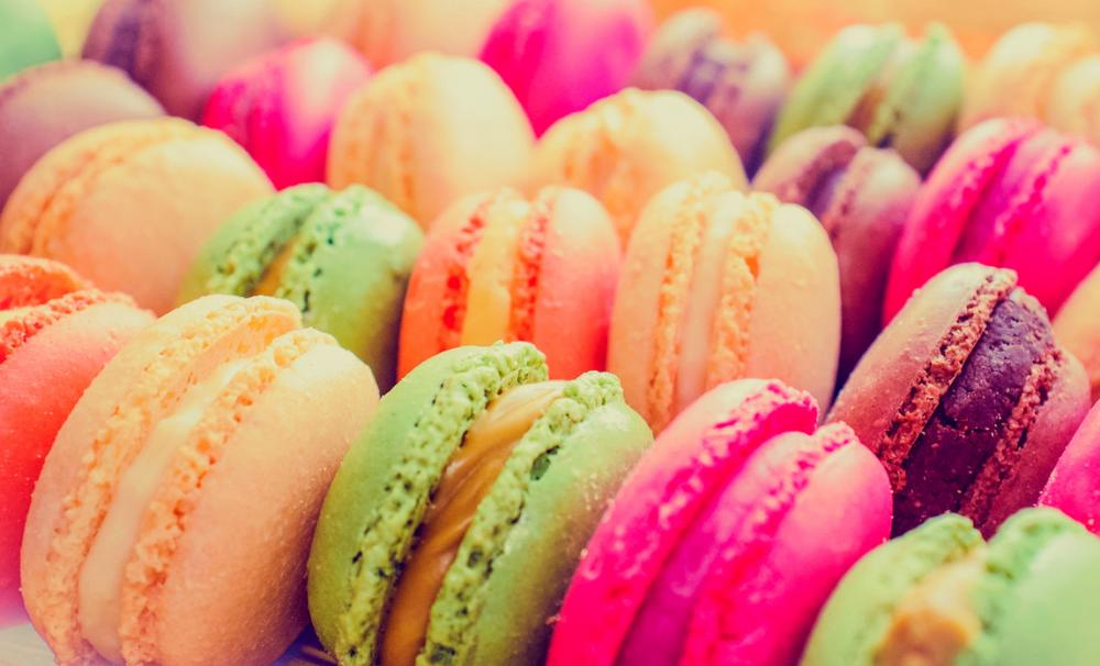 Macaroons - top tips from Community Interest Company Miss Macaroon