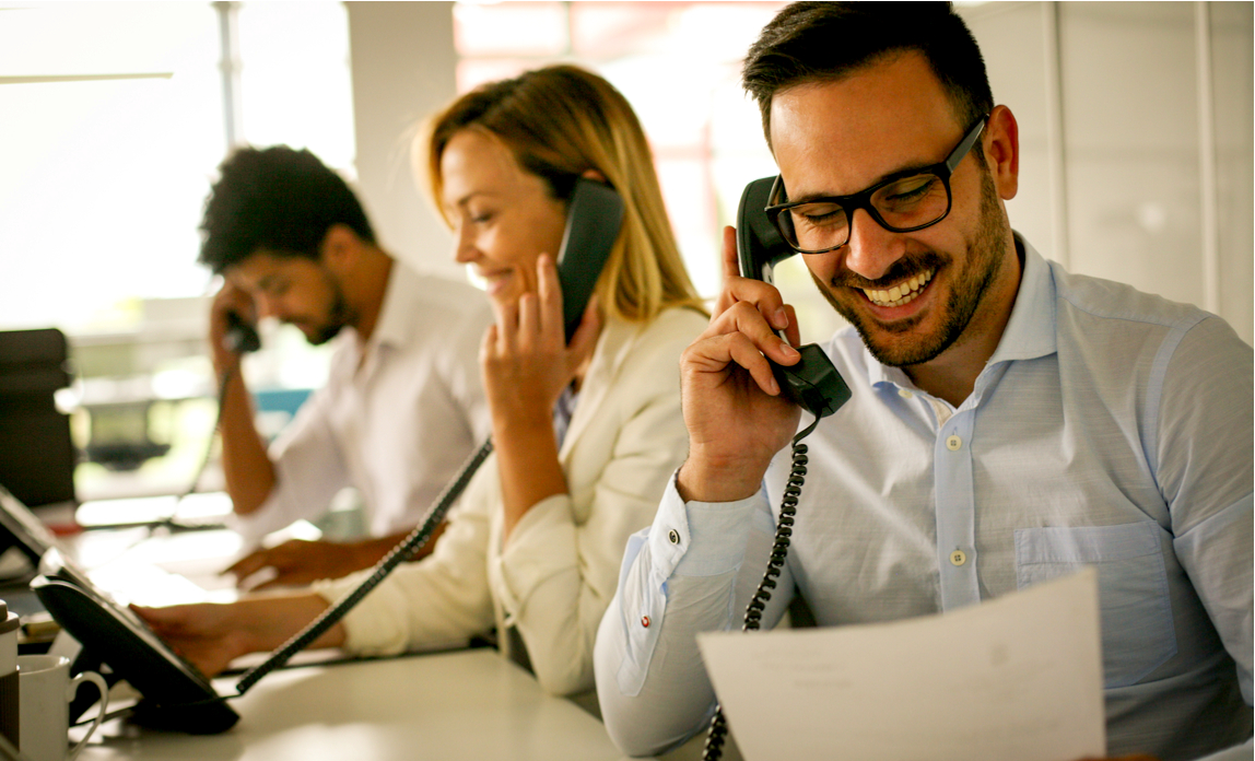 Delivering better customer service by phone