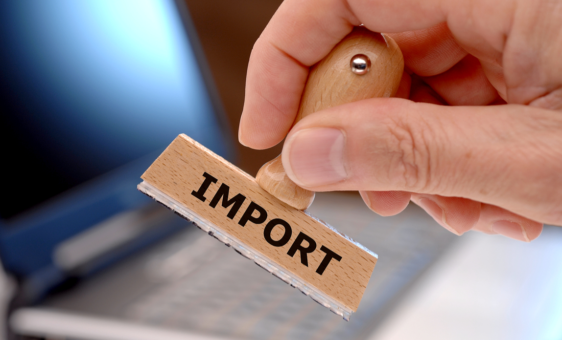 Develop an import strategy | Start Up Donut