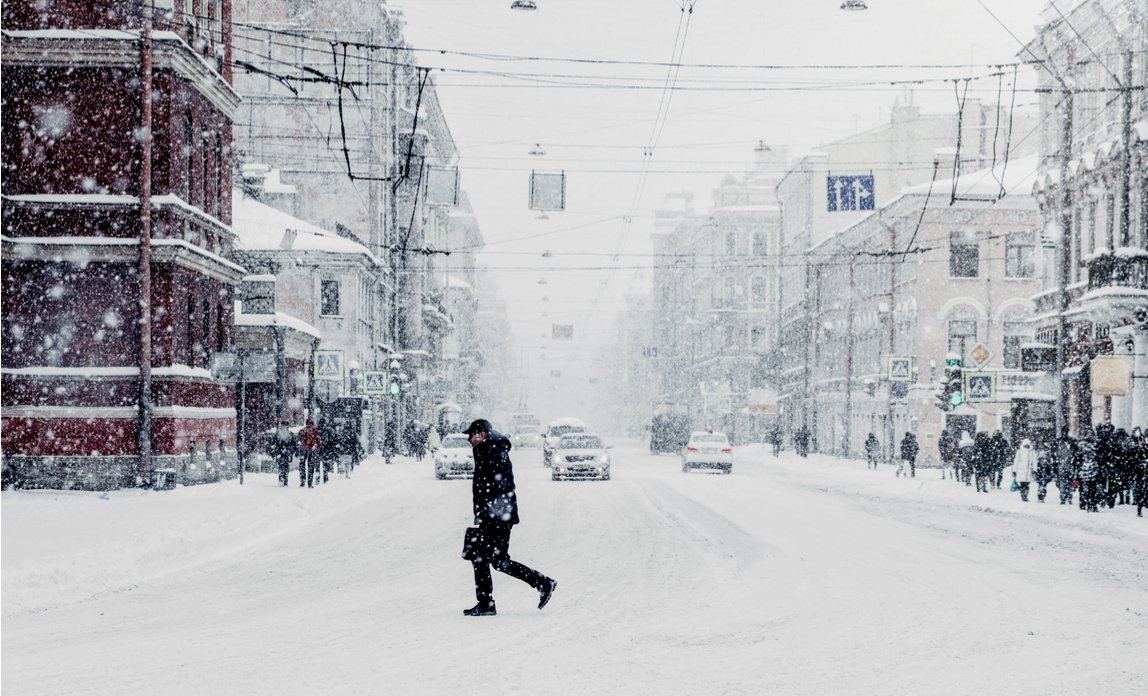 Snowed in: when employees can't travel to work
