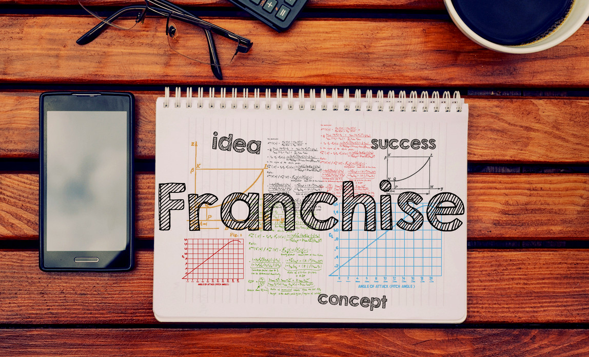 Franchise your business{{}}