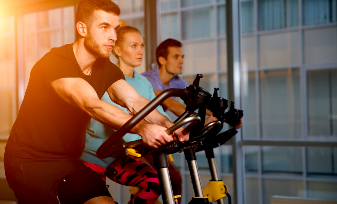 People on exercise bikes - how I attract and retain customers