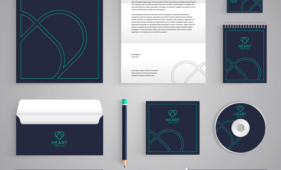 q a how to design your own business stationery start up donut