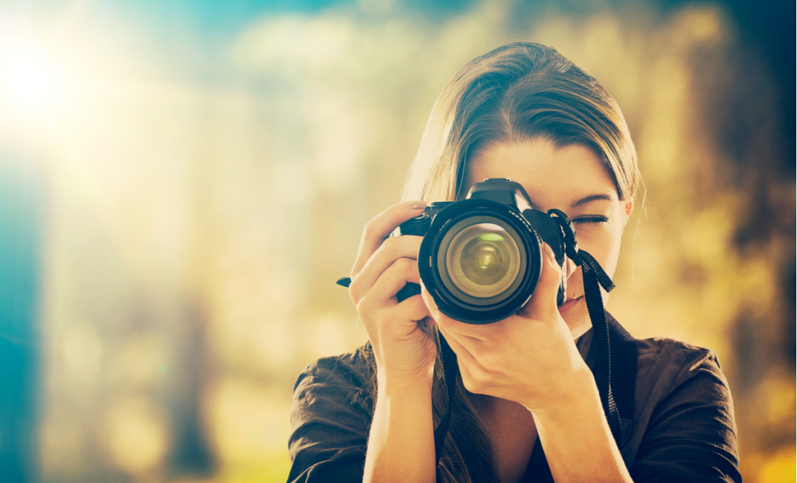 How to start out as a professional photographer