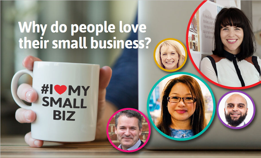 Why do people love their small business? - e-guide