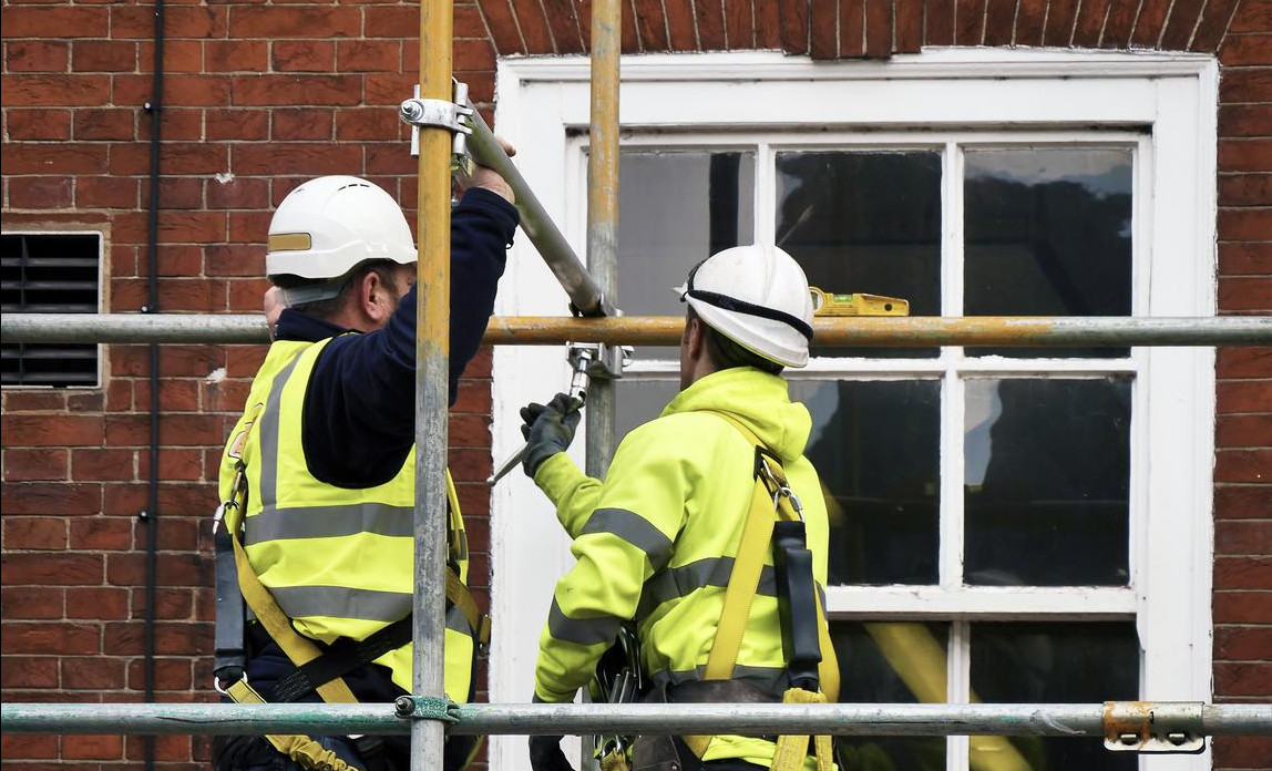 Best Scaffolding Supplier for Starting a Construction