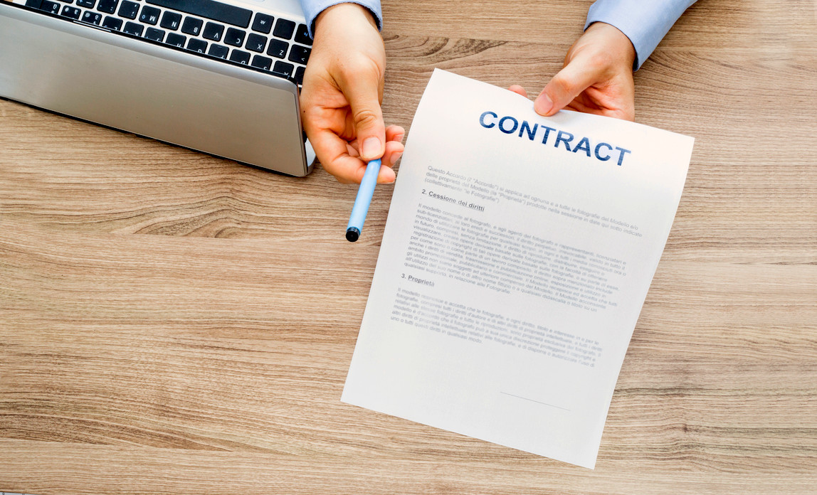 Learning contracts in employment