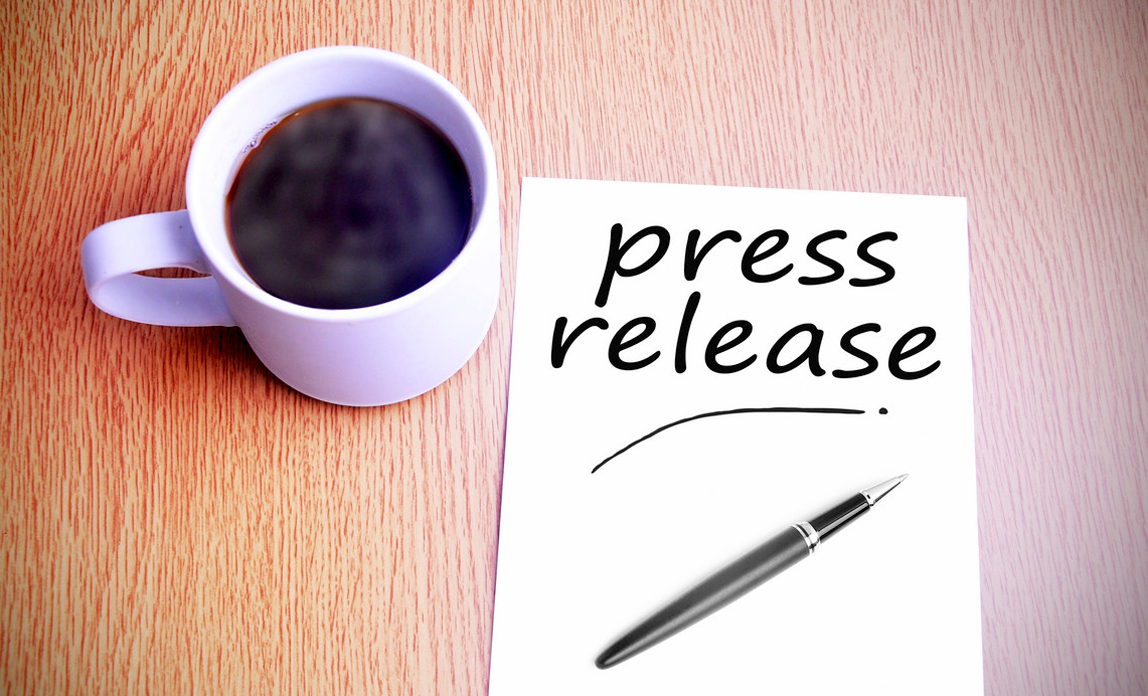 The golden rules of writing press releases
