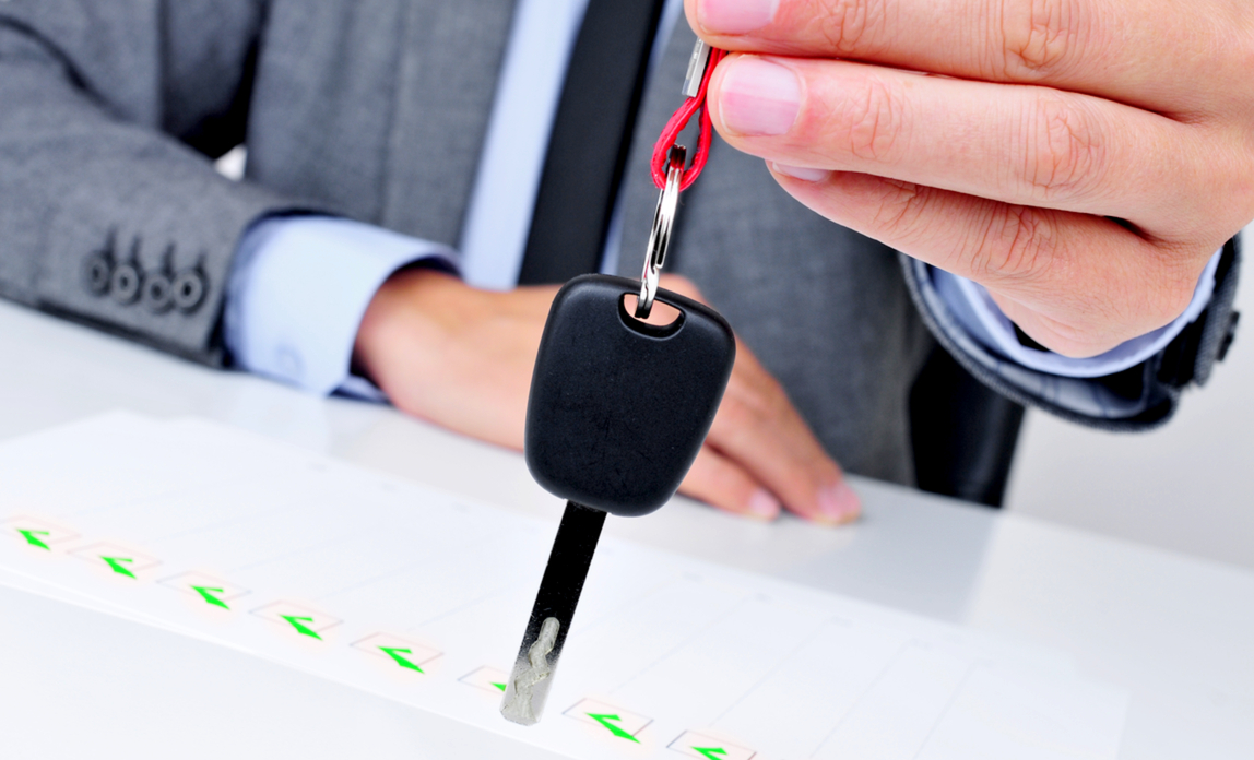 Car key - Q&A tax and company vehicles