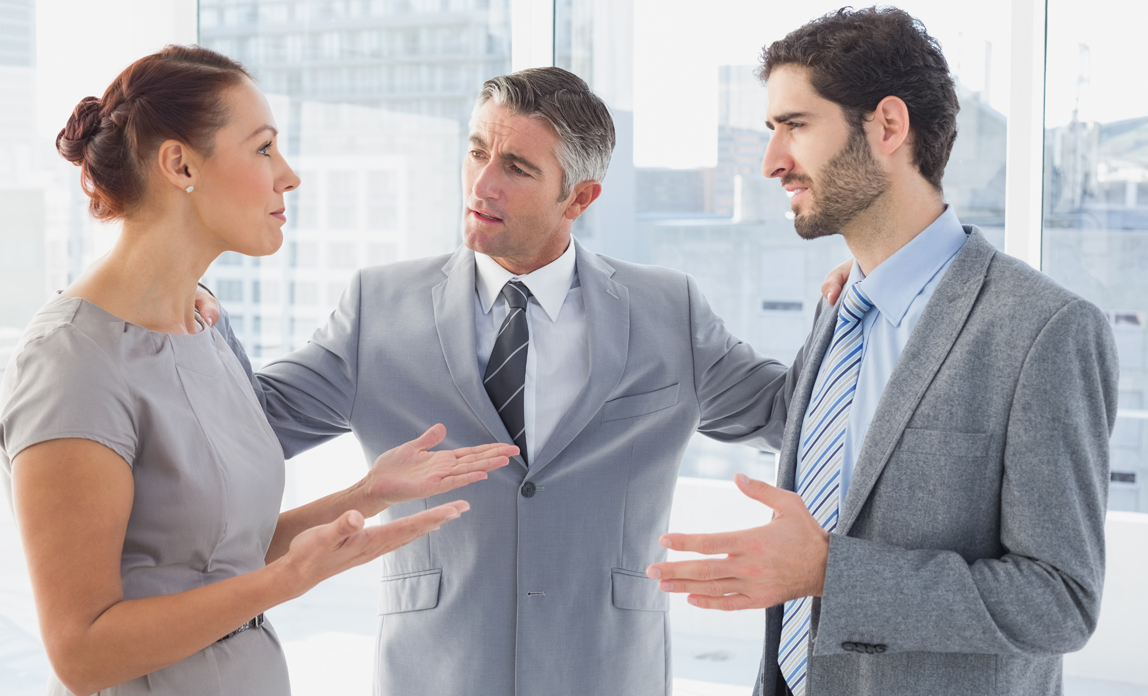 How to handle staff personality clashes