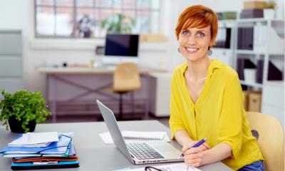 Big rise in number of self-employed women