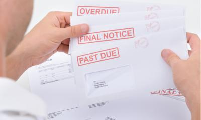 Chasing late payments papers