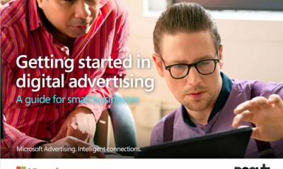 Free guide - Getting started in digital advertising