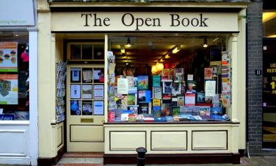 Book shop - find premises for your business