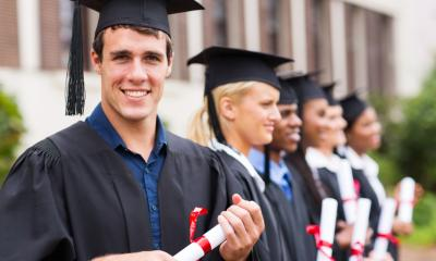 Line of graduates - how employing graduates can bring big rewards to small firms