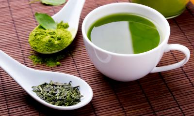 Cup of green tea - how I came up with my business idea