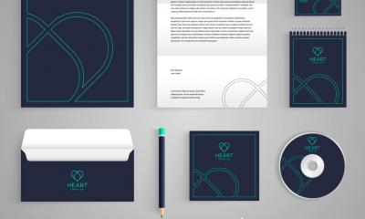 Q&A: How to design your own business stationery