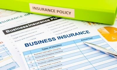 Business insurance records