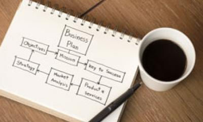 Three top tips for an effective business plan