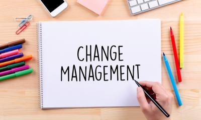 Managing change - checklist
