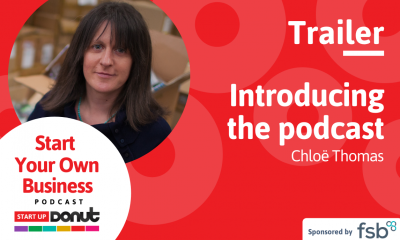 Chloe Thomas introduces the Start Your Own Business podcast