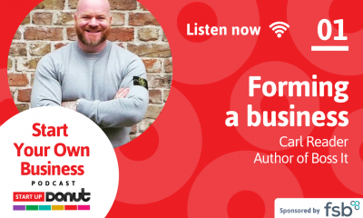 Start Your Own Business podcast - episode 1