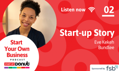 Start Your Own Business podcast - episode 2