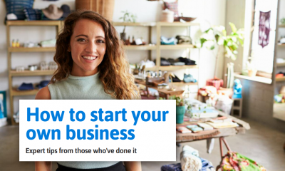 How to start your own business guide cover