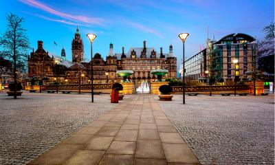 Sheffield is the best UK city for start-ups