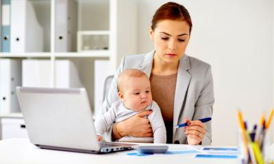 "Working parents feel ""unfairly judged"""