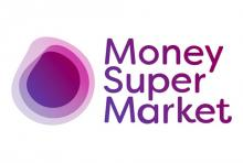 Money Super Market logo
