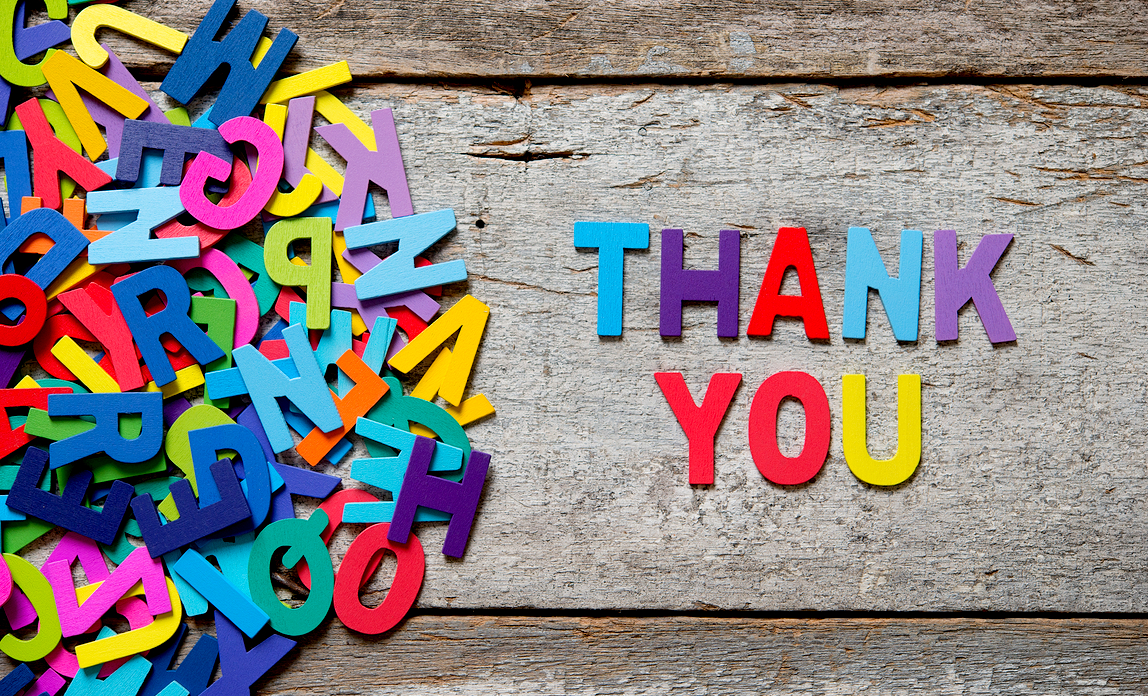 The importance of thanking your staff