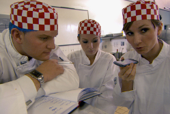 BBC Apprentice - a question of food{{}}